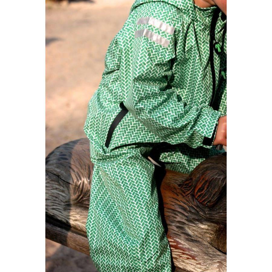 Durable children's rain suit LEX| 74-116-5