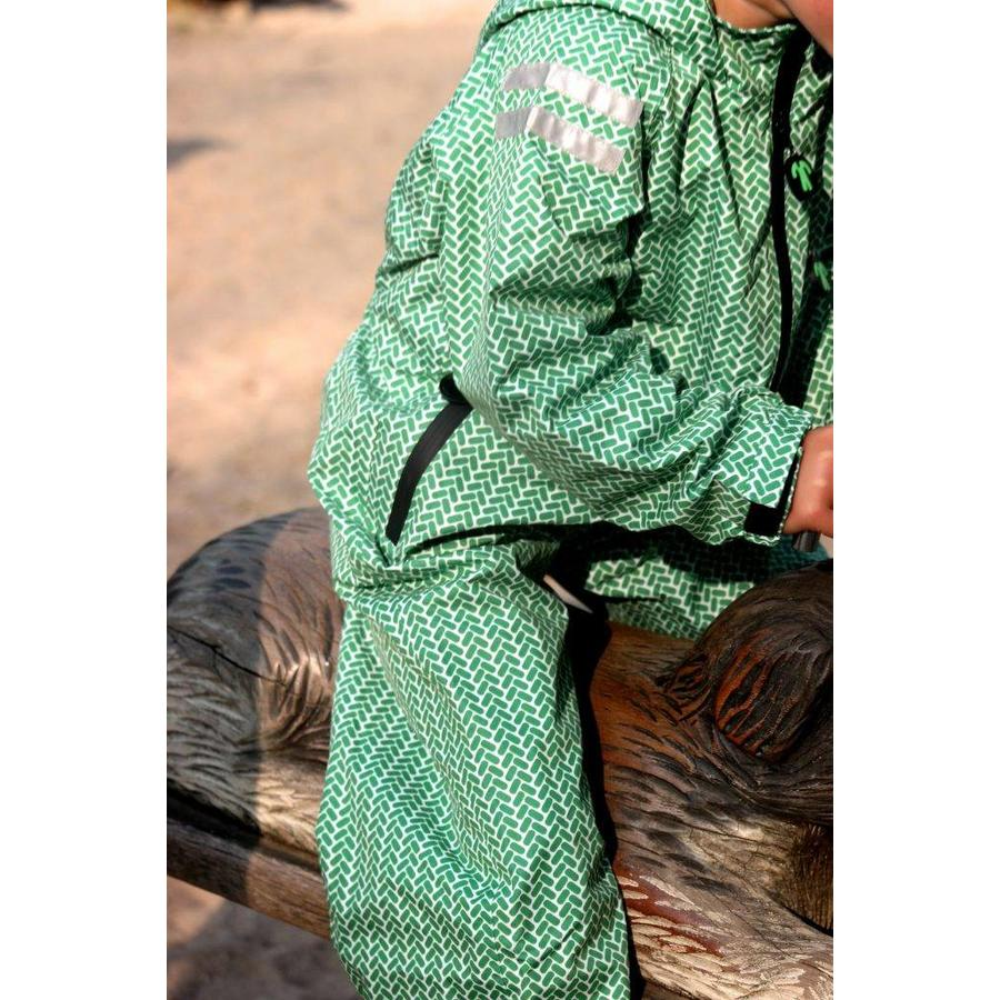 Durable children's rain suit LEX| 74-116-5