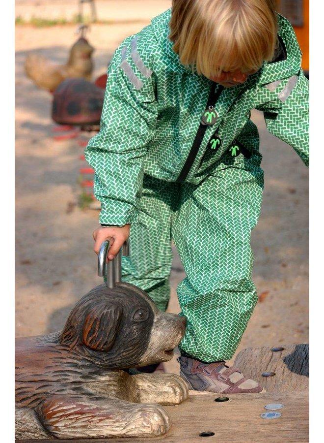 Duurzaam kinderregenpak  LEX | 74-116