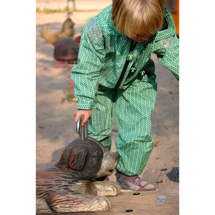 Durable children's rain suit LEX| 74-116-1