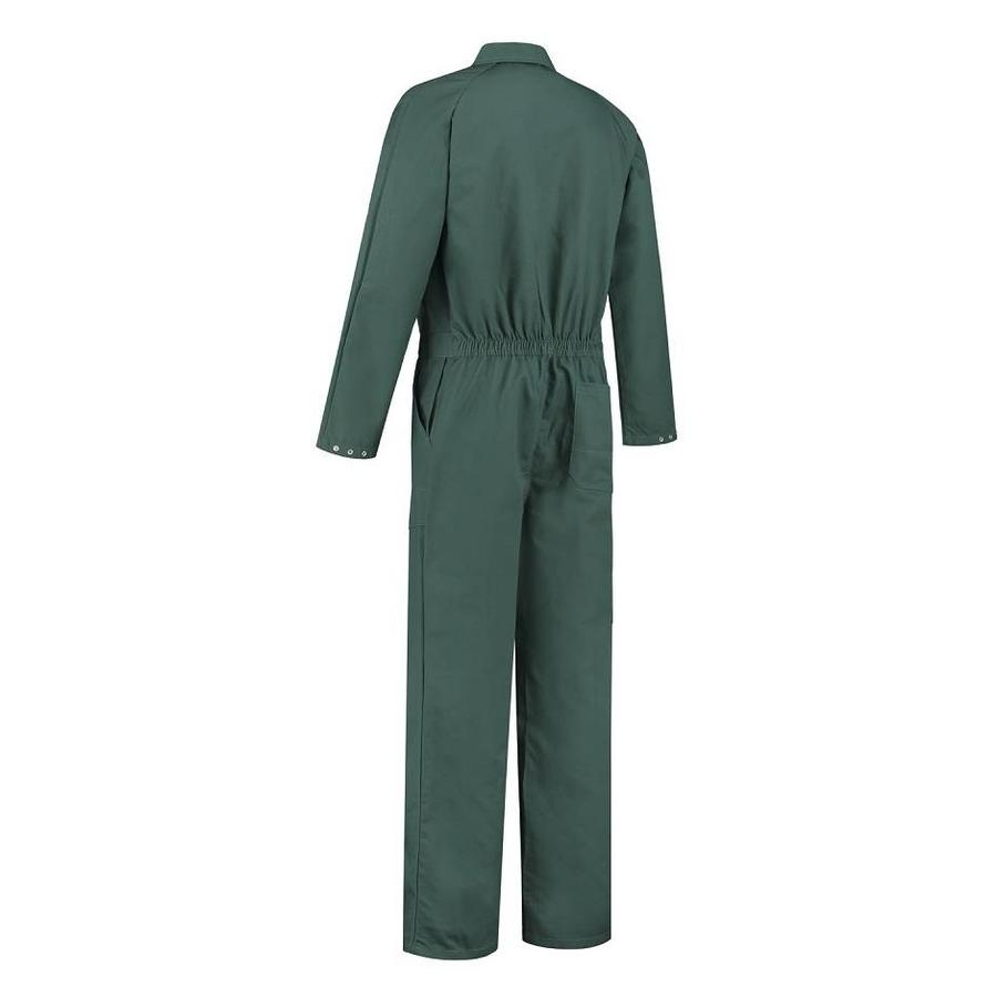 Dark green overall for ladies and gentlemen-3