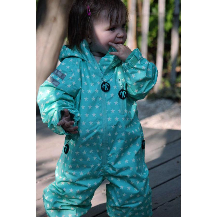 Durable children's rain suit - Ben | 74-116-1