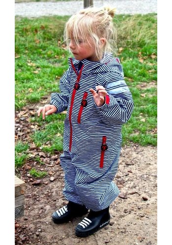 Ducksday buitenkleding Durable rain suit - FlicFlac 74-116