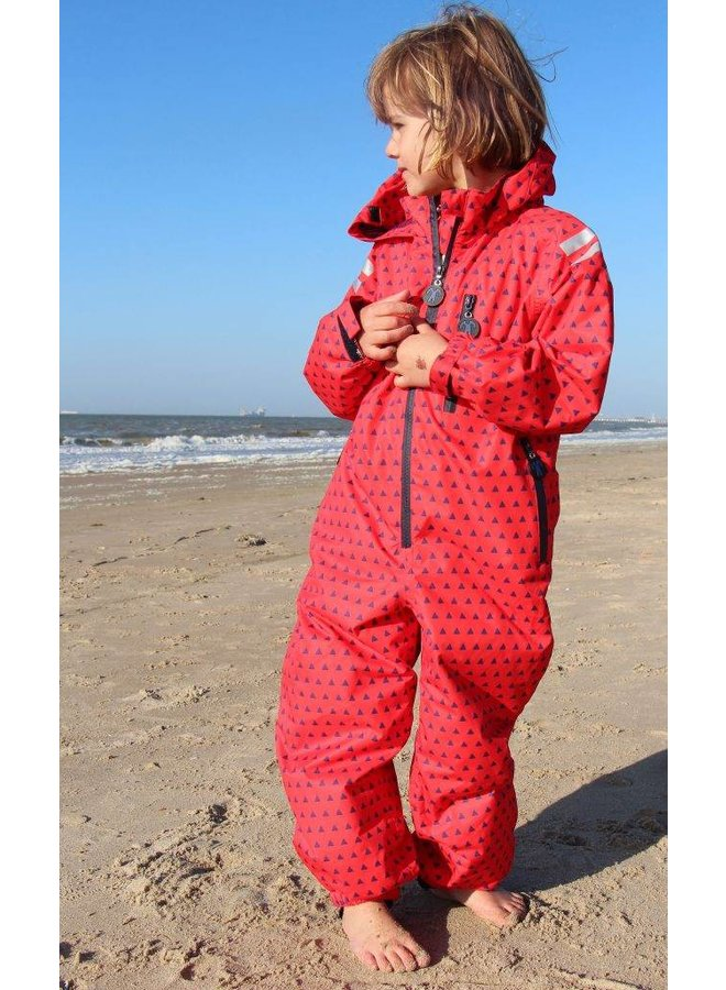 Ducksday children's rain suit - AirBMB | 74-116