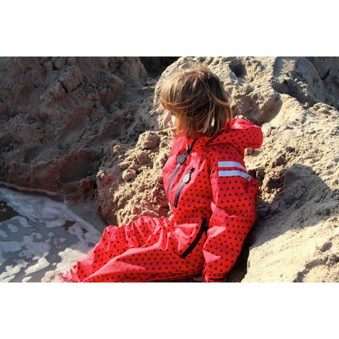 Sustainable children's rain suit - AirBMB | 74-116