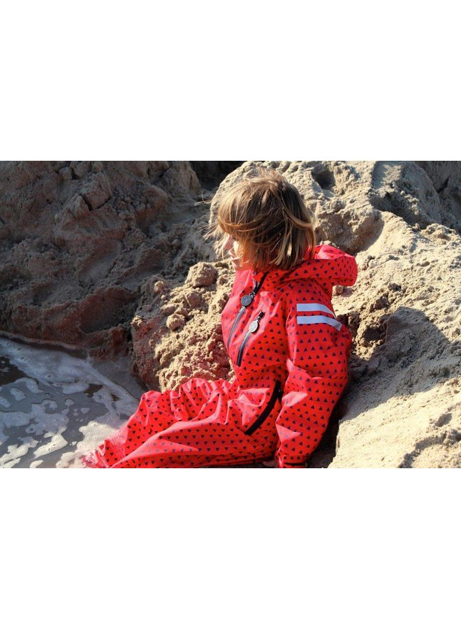 Sustainable children's rain suit - AirBMB | 74-116