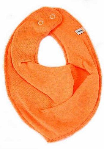 PiPi Drool bib, orange bandana