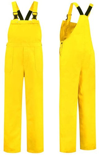 Yellow dungarees 280gr / m2