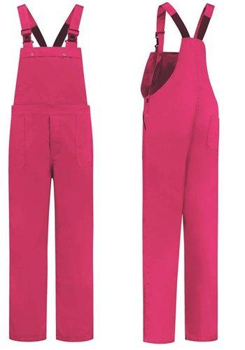 Fuchsia pink dungarees 280gr / m2