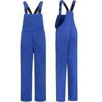 Koren blauwe tuinbroek M/V voor tuin en carnaval