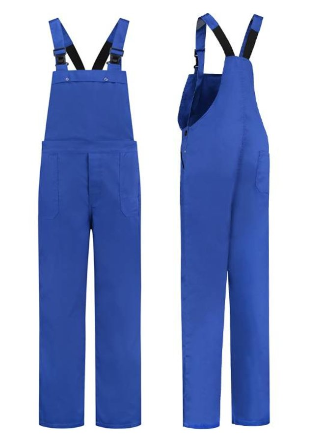 Corn blue dungarees M / F for garden and carnival