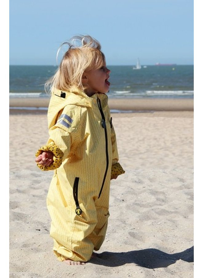 Durable rain suit - Yellow Falcon | 74-116