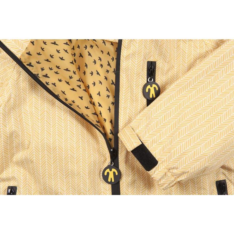 Durable children's rain suit Yellow Falcon | 74-116-3