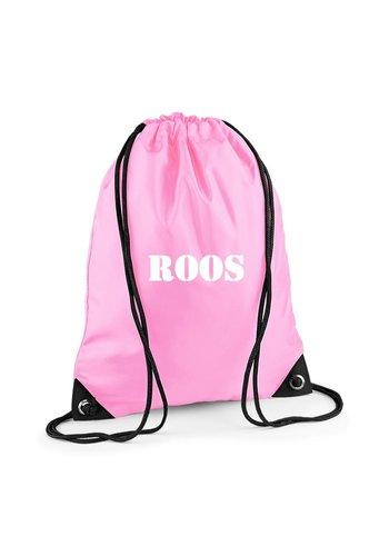 Gym bag with name