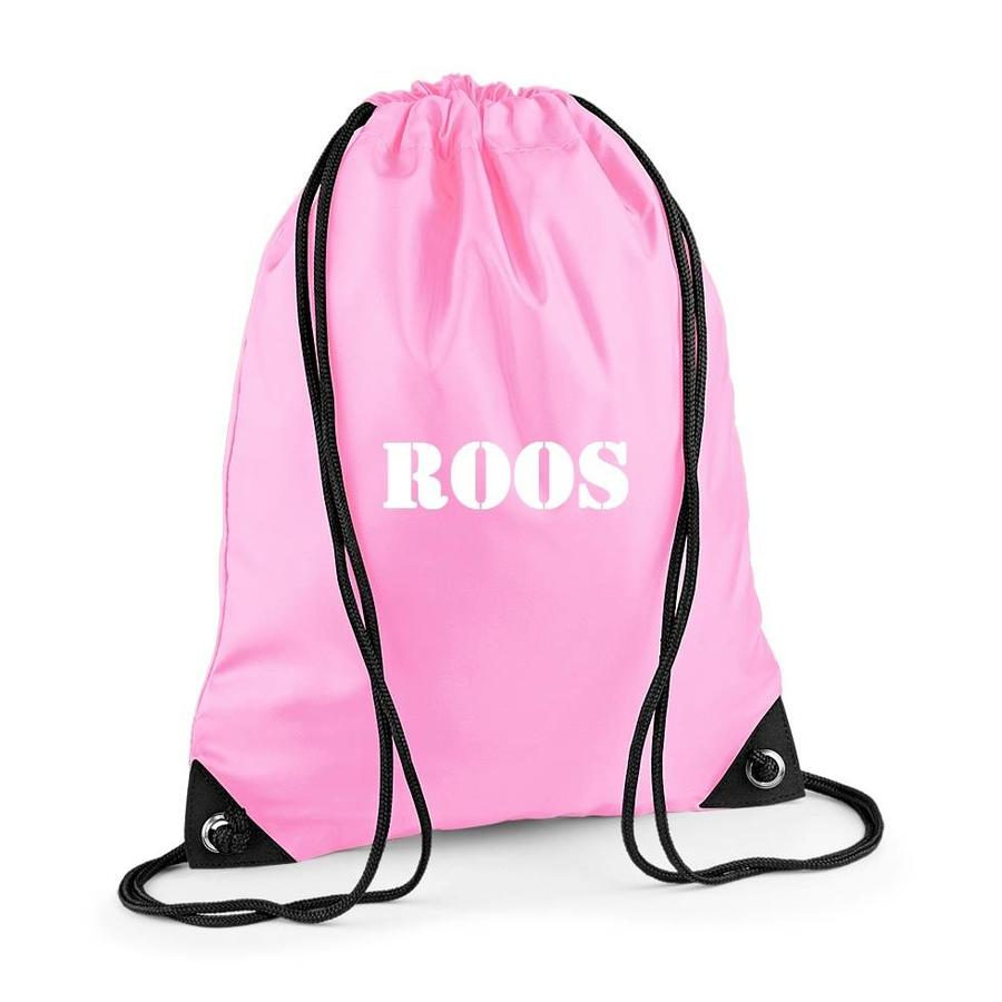 Gym bag with name-1