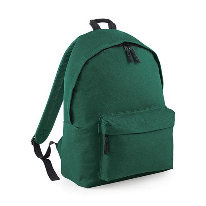 Junior backpack with name print