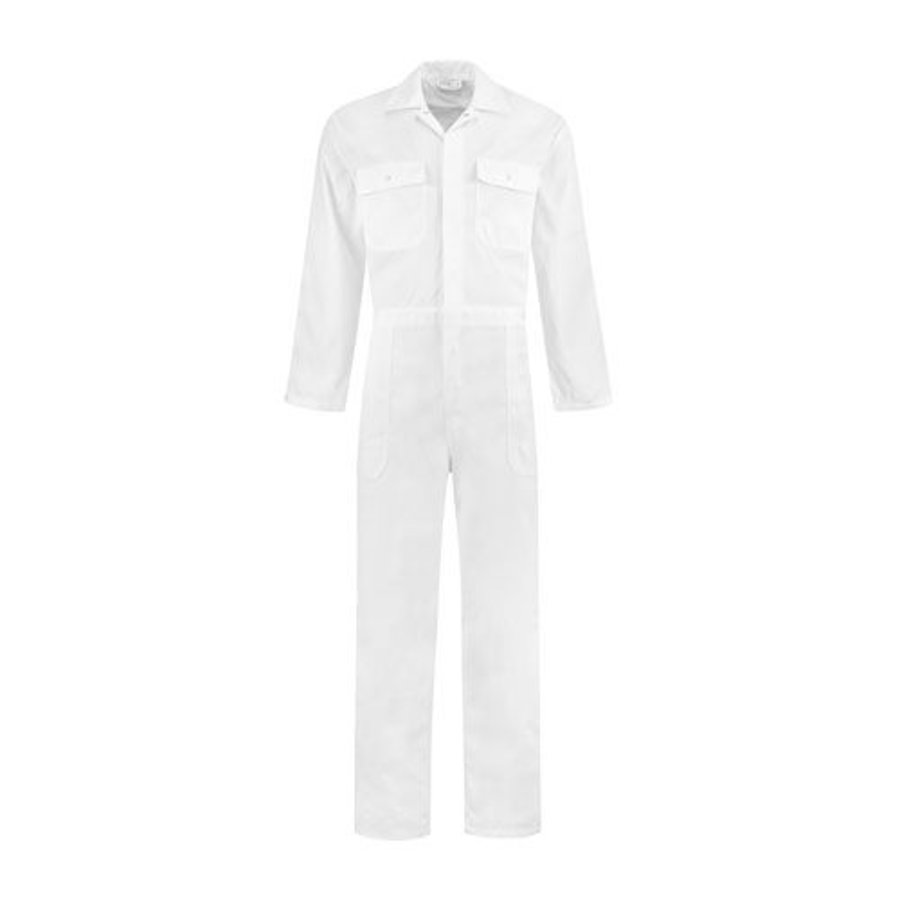 White overall for ladies and gentlemen-1