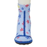 thumb-Beachsocks -Star Blue Red-2