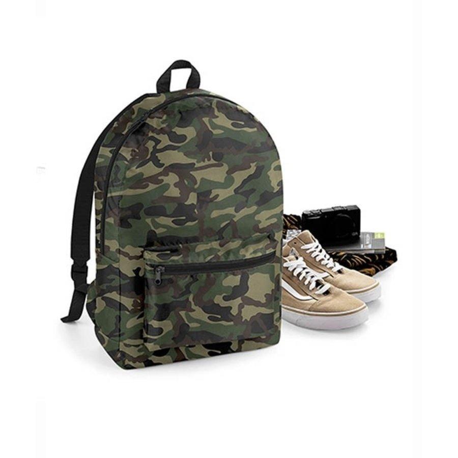 Lightweight backpack Jungle Camo-1