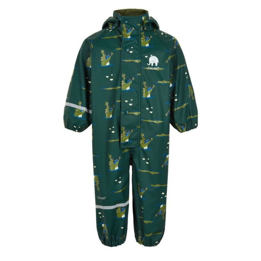 Children's rain suit from one piece | 780-110 - Copy-1