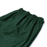 thumb-Dark green children's rain pants 110-140-2