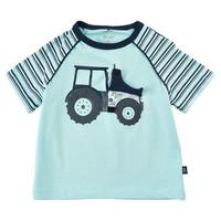 thumb-T-shirt met tractor print en luikje naar motor-1