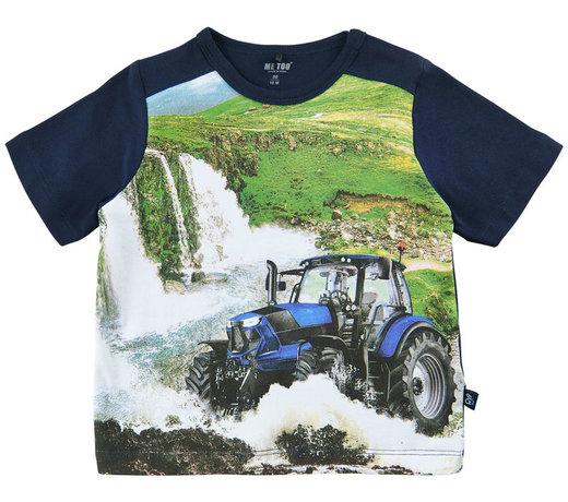 Alle kinderkleding en producten met tractoren