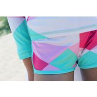 thumb-UV swimming trunks boxer model | Renee-1