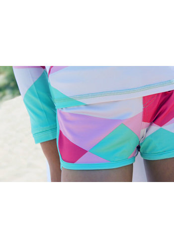 Ducksday  UV swimming trunks boxer model | Renee