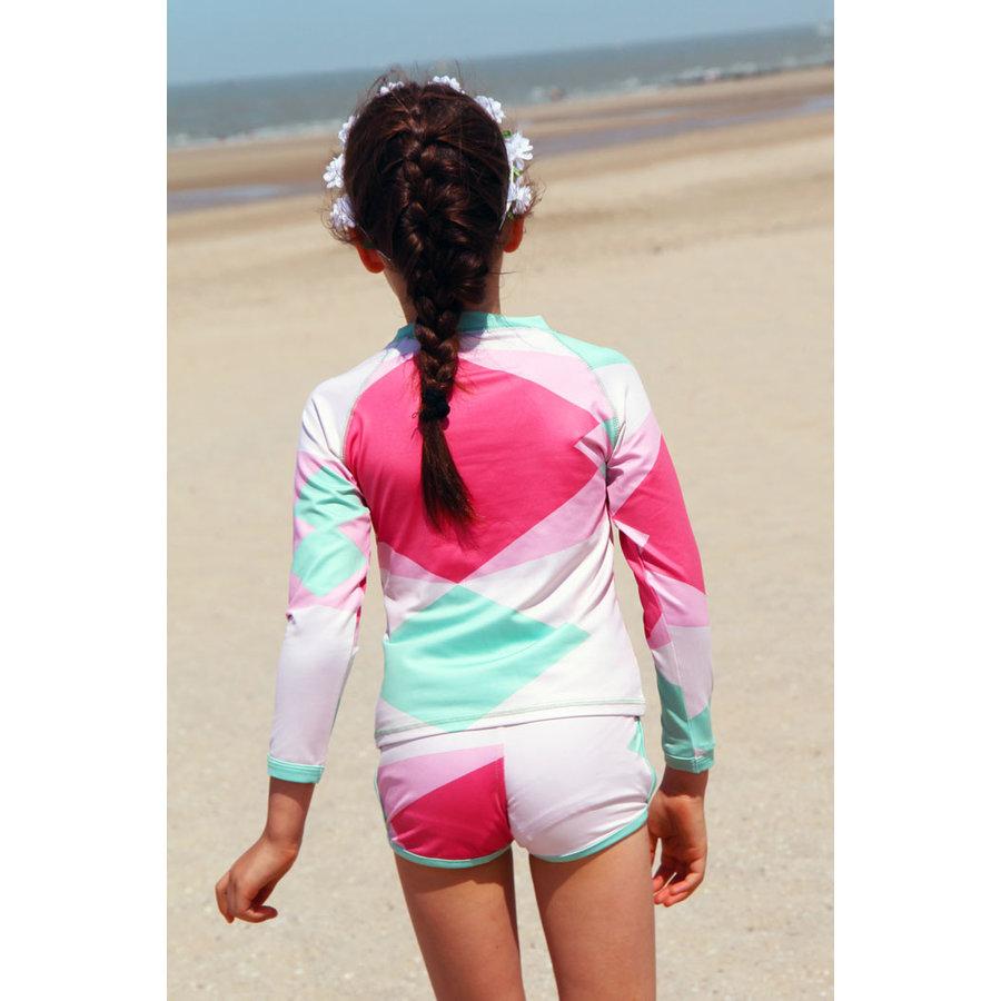 UV swimming trunks boxer model | Renee-2