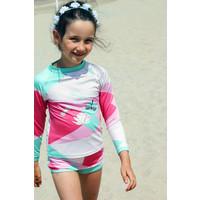 thumb-UV swimming trunks boxer model | Renee-4