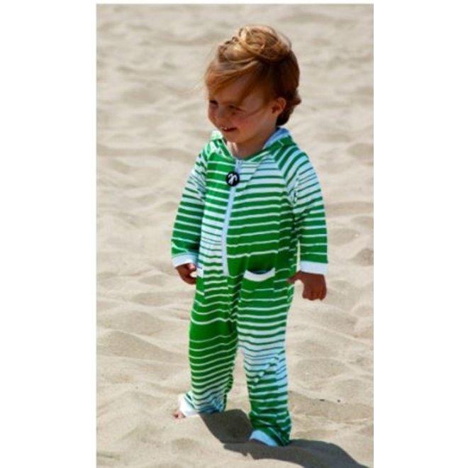 UV swimsuit long sleeves and hood Aruba