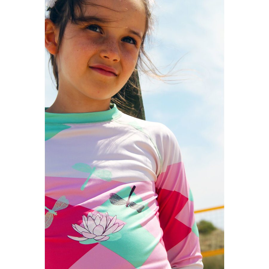 UV shirt lange mouwen | Renee-3