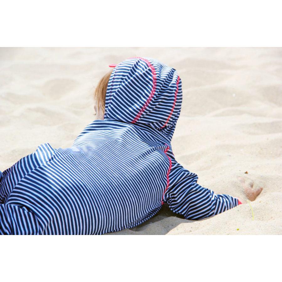 UV lucrasuit lange mouwen en afneembare capuchon | Flicflac-4