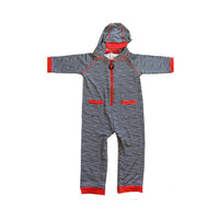 UV lucrasuit long sleeves and detachable hood Flicflac
