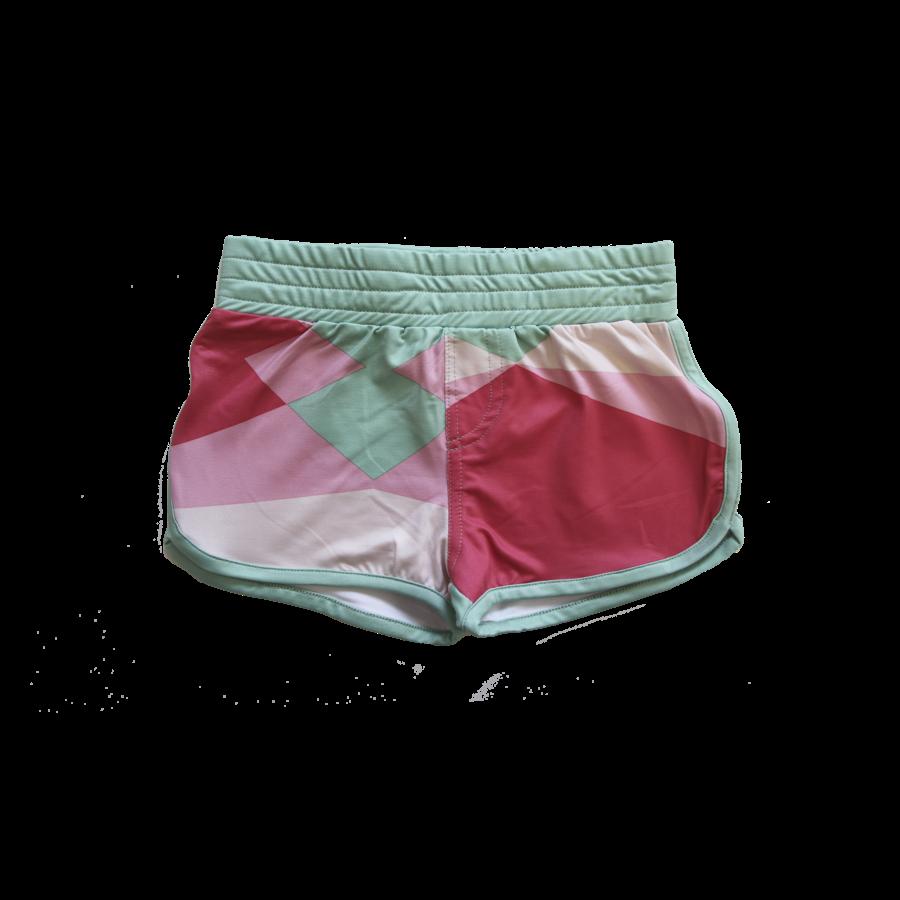 UV swimming trunks boxer model | Renee-3