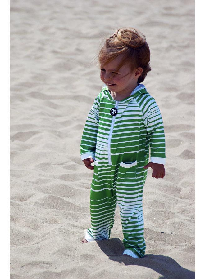 UV lucrasuit long sleeves and detachable hood Aruba