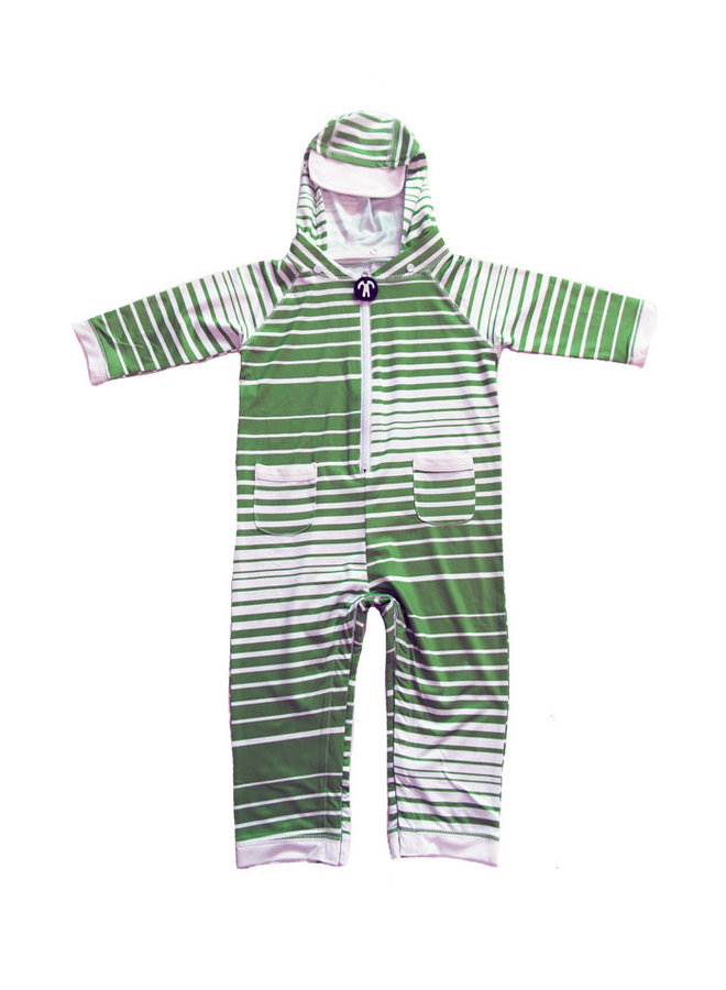 UV lucrasuit long sleeves and detachable hood Aruba