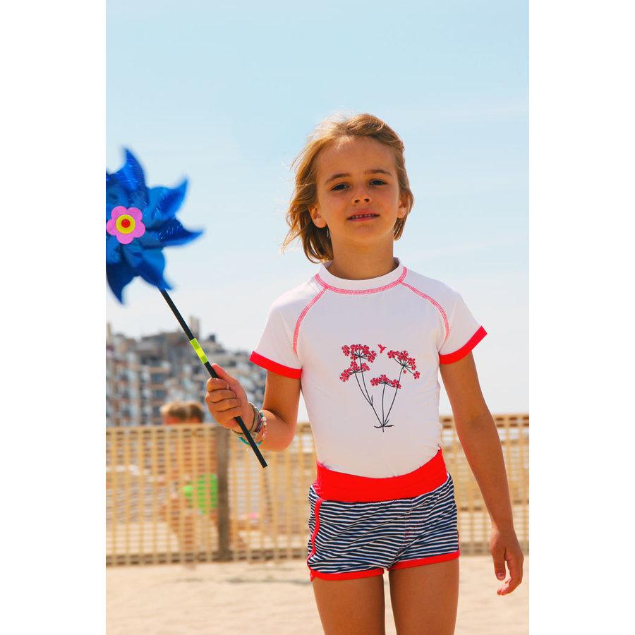 UV meisjes zwembroek boxer model | FlicFlac-2