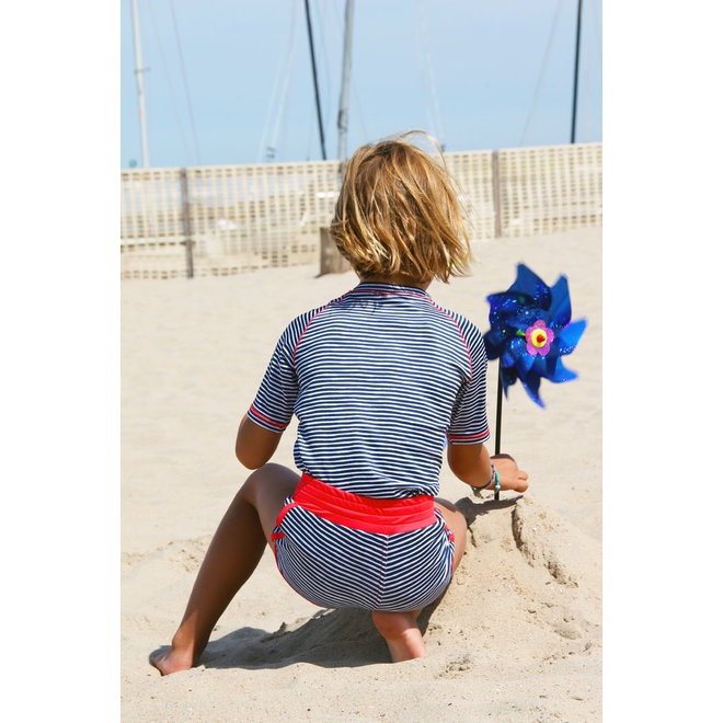 UV zwem shirt korte mouwen   Flicflac
