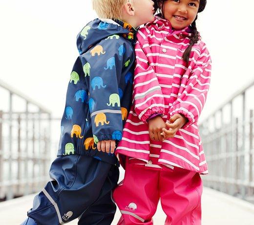Outerwear for children- Rain & snow