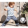 Kids T-shirt with tractors size 80-116