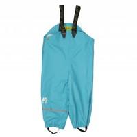 thumb-Rain pants, waterproof overall, blue-1