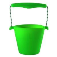 thumb-Siliconen emmer lime groen | opvouwbaar-1