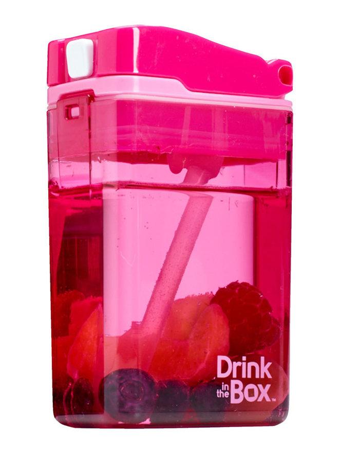 Drink in the Box| nieuw 2019| 235ml|roze