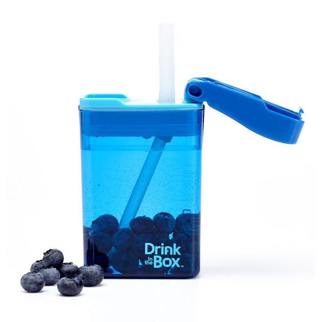 Drink in the Box| nieuw | 235ml|blauw
