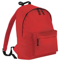 thumb-Junior backpack with name print and sailboat-5