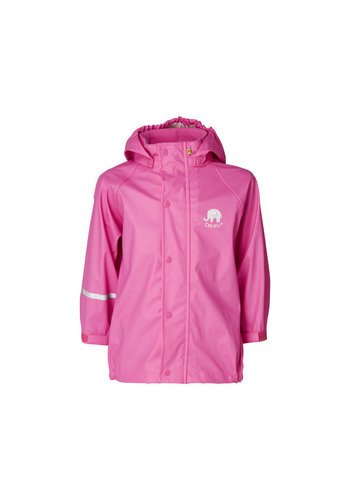 CeLaVi Waterproof pink raincoat 80-140