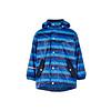 CeLaVi Children's raincoat lined blue line   80-140