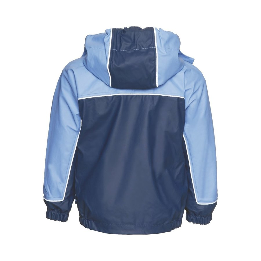 3-in-1 Children's raincoat with removable lining size 80-140-2